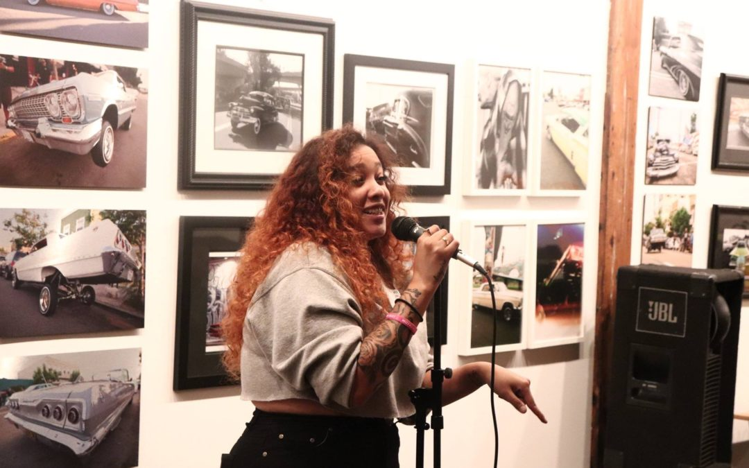 Sept. 26th: Brockton Poetry Series featuring Anita D